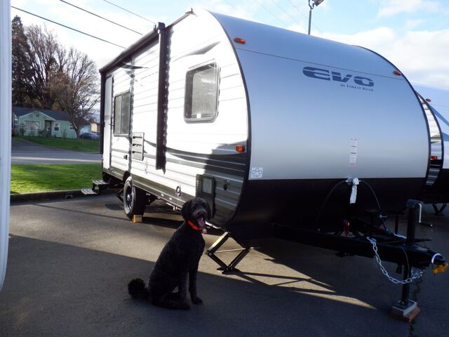 2020 FOREST RIVER EVO 178RT TRAVEL TRAILER Roseburg OR