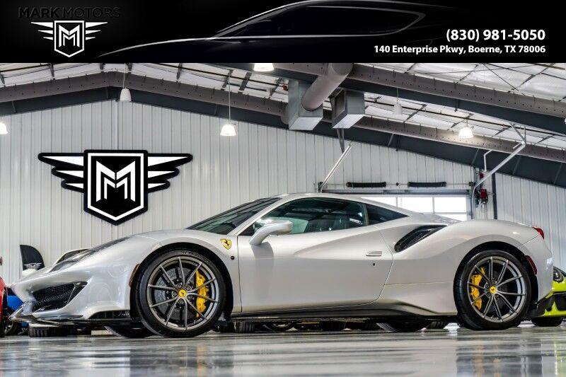 2020_Ferrari_488 Pista__ Boerne TX