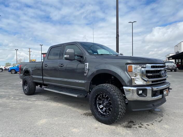 2020 Ford F250 Lariat West Valley City UT