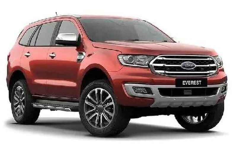 2020 Ford EVEREST TITANIUM 3.2L TURBO DIESEL 4WD 6-SPEED AUTOMATIC TRANSMISSION 3.2L DIESEL4WD 6AT Vaitele