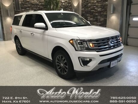 2020 Ford EXPEDITION MAX LMT ECO 4X  Hays KS