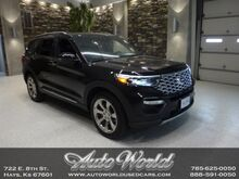 2020_Ford_EXPLORER PLATINUM ECO 4X4__ Hays KS