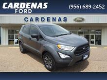 2020_Ford_EcoSport_S_ McAllen TX
