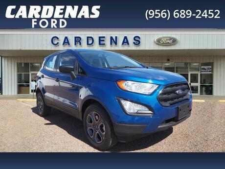 2020 Ford EcoSport S McAllen TX