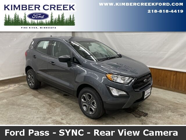 2020 Ford EcoSport S 4WD Pine River MN