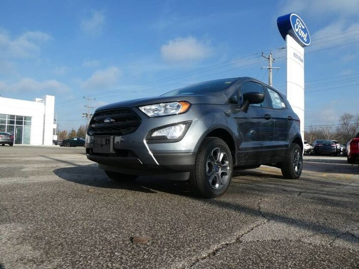 2020 Ford EcoSport S Essex ON