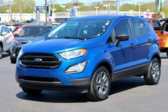 2020_Ford_EcoSport_S_ Fort Wayne Auburn and Kendallville IN