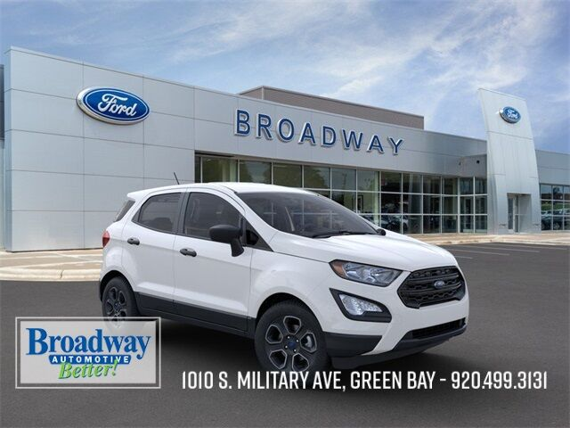 2020 Ford EcoSport S Green Bay WI