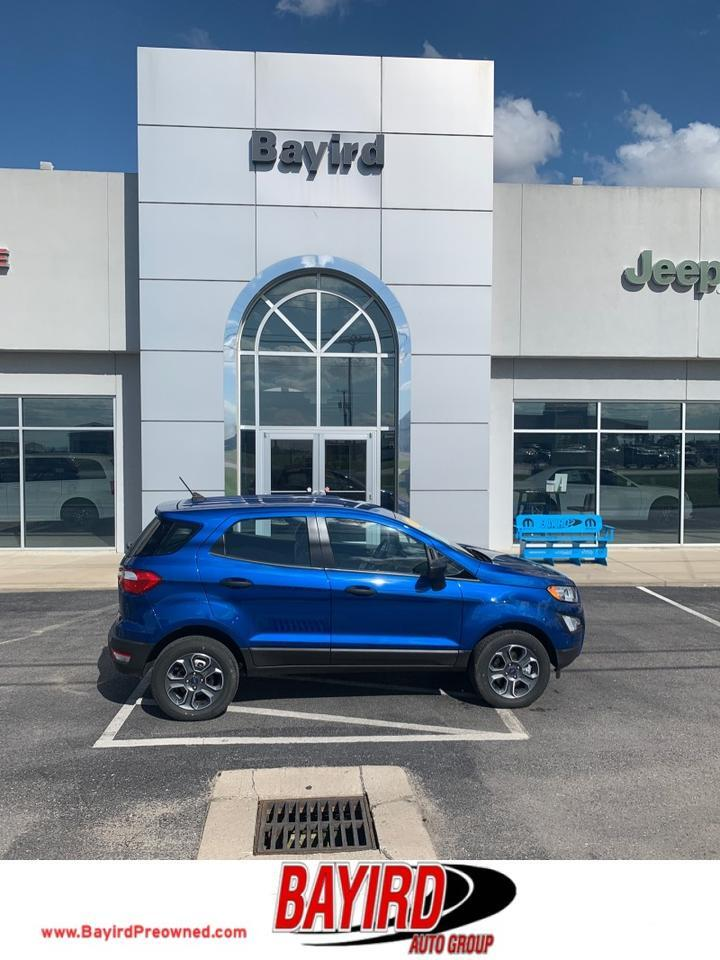2020 Ford EcoSport S Kennett MO