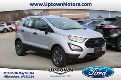 2020_Ford_EcoSport_S_ Milwaukee and Slinger WI