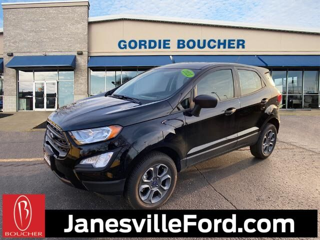 2020 Ford EcoSport S Janesville WI