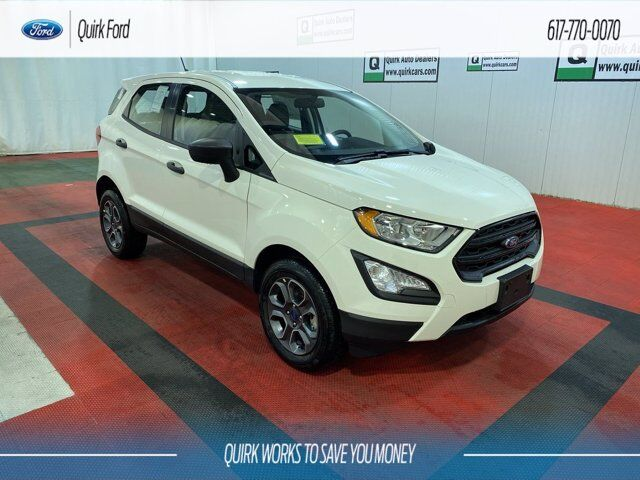 2020 Ford EcoSport S Quincy MA