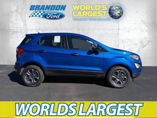 2020 Ford EcoSport S Tampa FL