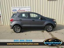 2020_Ford_EcoSport_S_ Watertown SD