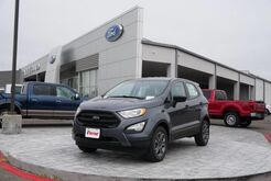 2020_Ford_EcoSport_S_ Weslaco TX