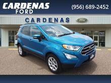 2020_Ford_EcoSport_SE_ Brownsville TX