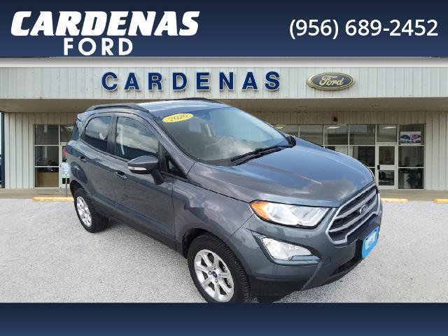 2020 Ford EcoSport SE Brownsville TX