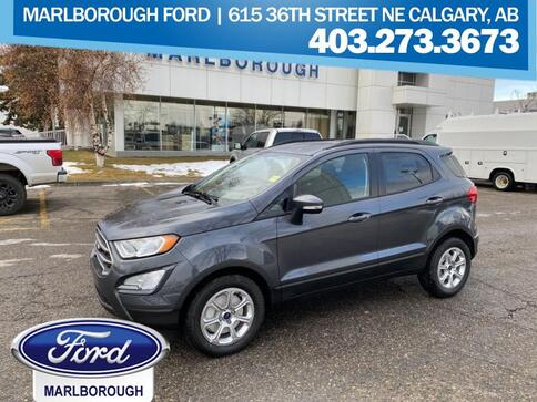 2020_Ford_EcoSport_SE FWD  - Sunroof -  Navigation_ Calgary AB