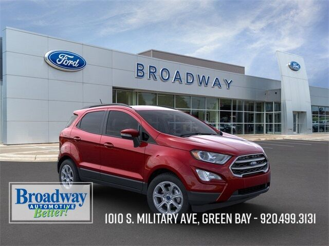 2020 Ford EcoSport SE Green Bay WI