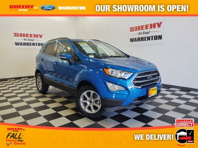 2020 Ford EcoSport SE Warrenton VA