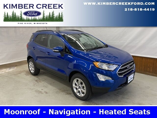 2020 Ford EcoSport SE Pine River MN