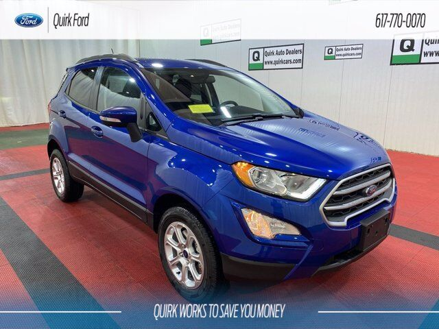 2020 Ford EcoSport SE Quincy MA