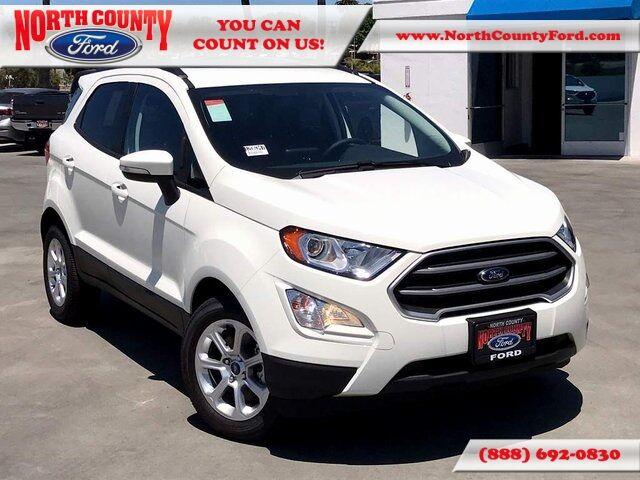 2020 Ford EcoSport SE San Diego County CA