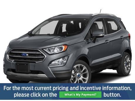 2020 Ford EcoSport SE Sault Sainte Marie ON