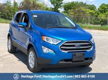 2020 Ford EcoSport SE South Burlington VT