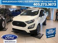 Ford EcoSport SES 4WD  - Sunroof -  Navigation 2020