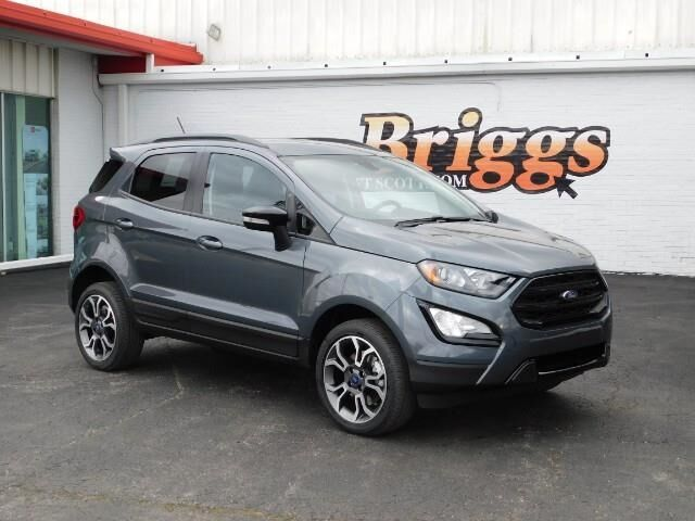 2020 Ford EcoSport SES 4WD Fort Scott KS