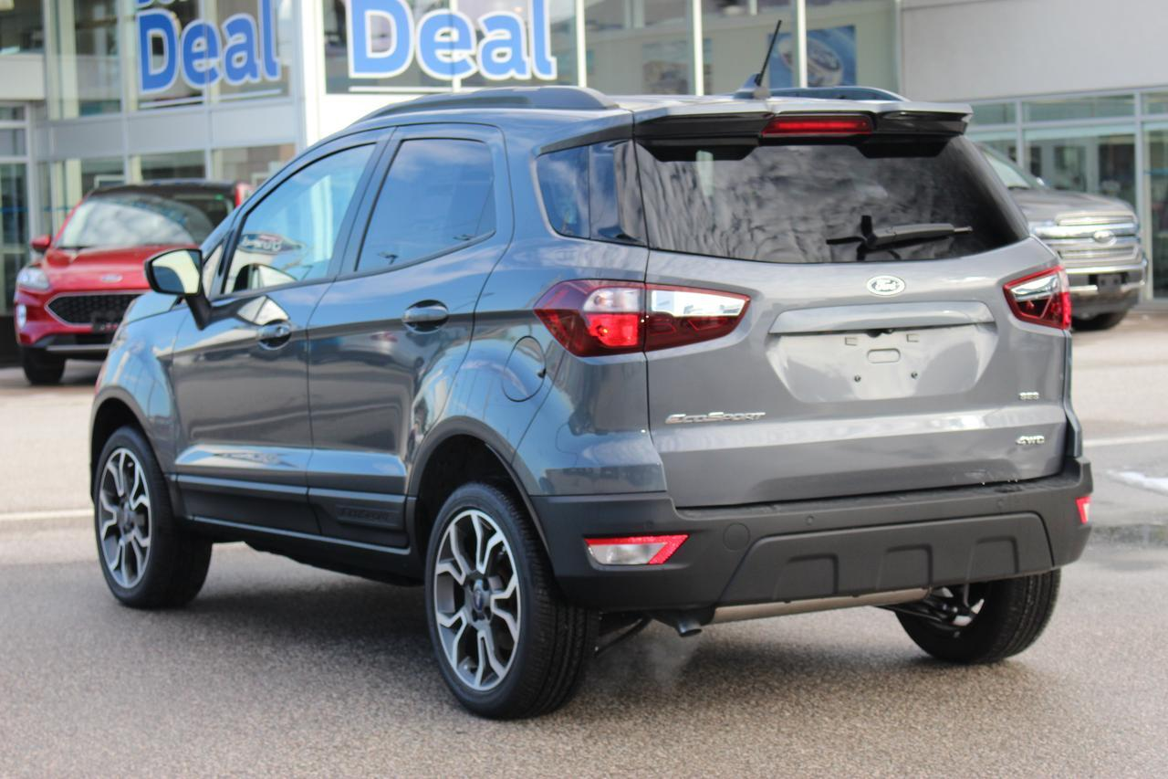 2020 Ford EcoSport SES 4WD Scarborough ON