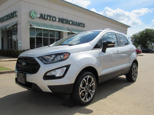 2020 Ford EcoSport SES AWD Plano TX
