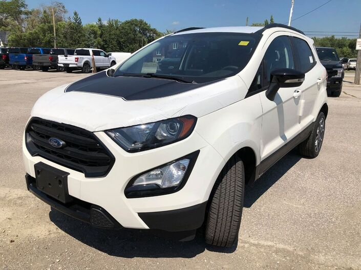 2020 Ford EcoSport SES Essex ON