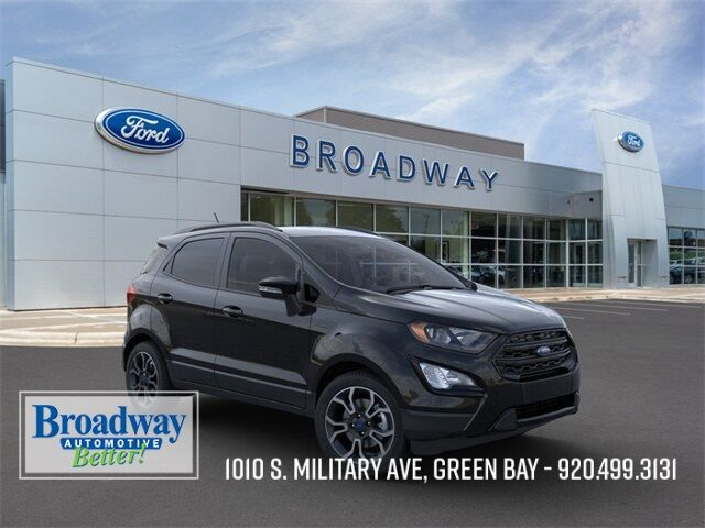 2020 Ford EcoSport SES Green Bay WI