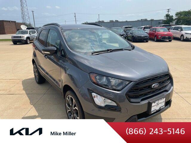 2020 Ford EcoSport SES Peoria IL