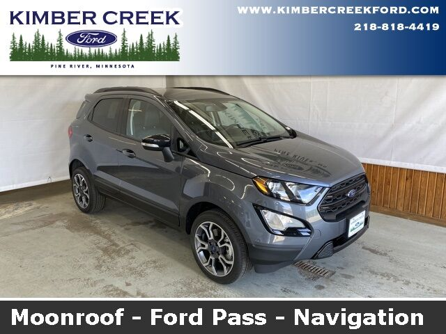 2020 Ford EcoSport SES Pine River MN