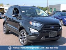 2020 Ford EcoSport SES South Burlington VT
