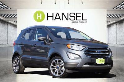 2020_Ford_EcoSport_Titanium_ Santa Rosa CA