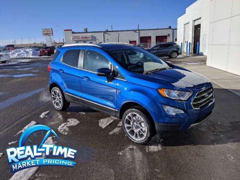 2020_Ford_EcoSport_Titanium 4WD_ High River AB