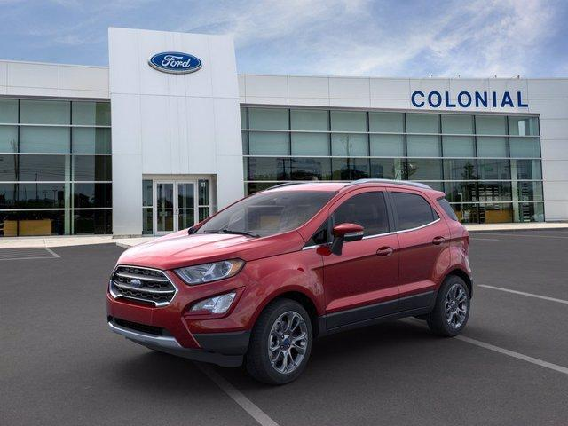 2020 Ford EcoSport Titanium 4WD Marlborough MA