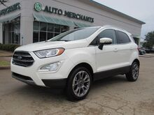 2020_Ford_EcoSport_Titanium NAV, SUNROOF, BLIND SPOT, HEATED SEATS, APPLE CAR PLAY, ANDROID AUTO, BACKUP CAM,_ Plano TX