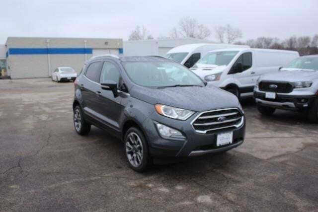2020 Ford EcoSport Titanium Washington MO