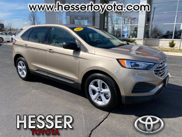 2020 Ford Edge Janesville WI