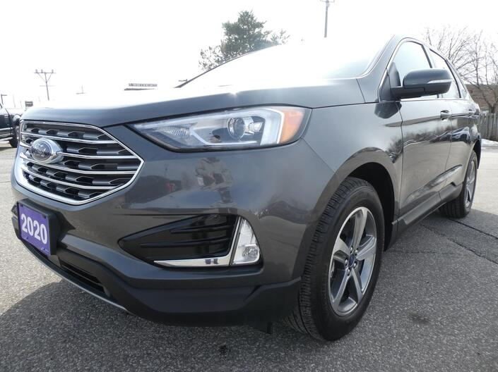 2020 Ford Edge SEL | Navigation | Blind Spot Detection | Adaptive Cruise Control Essex ON
