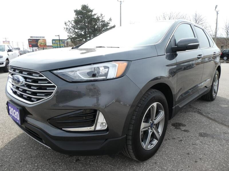 2020 Ford Edge SEL | Navigation | Blind Spot Detection | Heated Seats Essex ON