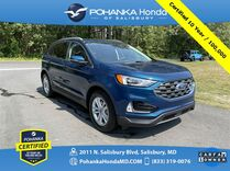 2020 Ford Edge SEL ** Pohanka Certified 10 Year / 100,000 **