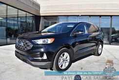 2020_Ford_Edge_SEL / AWD / Co-Pilot 360 Assist Pkg / Cold Weather Pkg / Auto Start / Power & Heated Leather Seats / Heated Steering Wheel / Navigation / Adaptive Cruise Control / Lane Departure & Blind Spot Alert / Keyless Entry & Start_ Anchorage AK