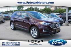 2020_Ford_Edge_SEL_ Milwaukee and Slinger WI