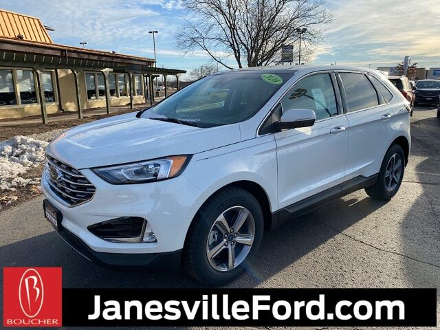 2020 Ford Edge SEL Janesville WI